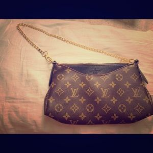 PALLAS CLUTCH LV CLASSIC BROWN MONOGRAM